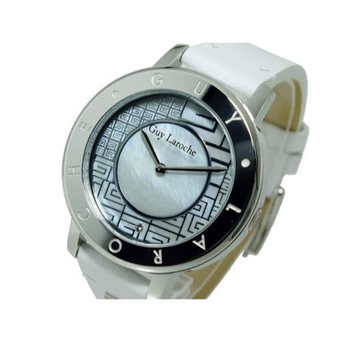 ギ ラロッシュ GUY LAROCHE クオーツ レディース 腕時計 L1006-01