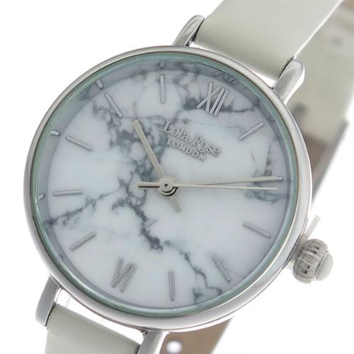 ローラローズ ホワイトハウライト クオーツ レディース 腕時計 LR2033 マルチ/ホワイト></a><p class=blog_products_name
