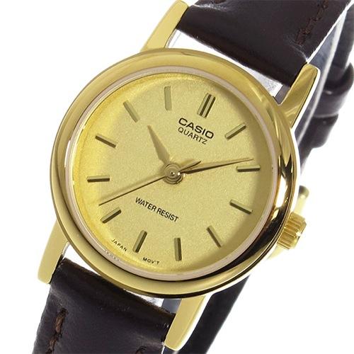 カシオ CASIO クオーツ レディース 腕時計 LTP-1095Q-9A ゴールド
