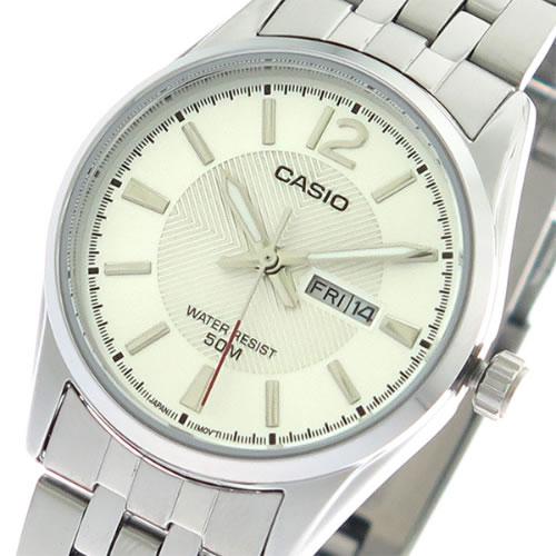 【希少逆輸入モデル】 カシオ クオーツ レディース 腕時計 LTP-1335D-7A シルバー/シルバー></a><p class=blog_products_name