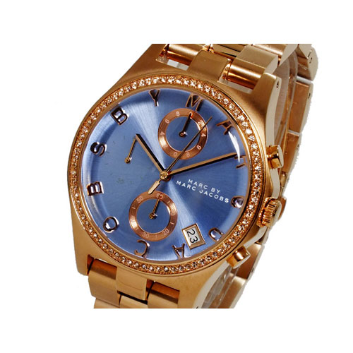 マークバイ マークジェイコブス MARC BY MARC JACOBS クオーツ レディース クロノ 腕時計 MBM3299