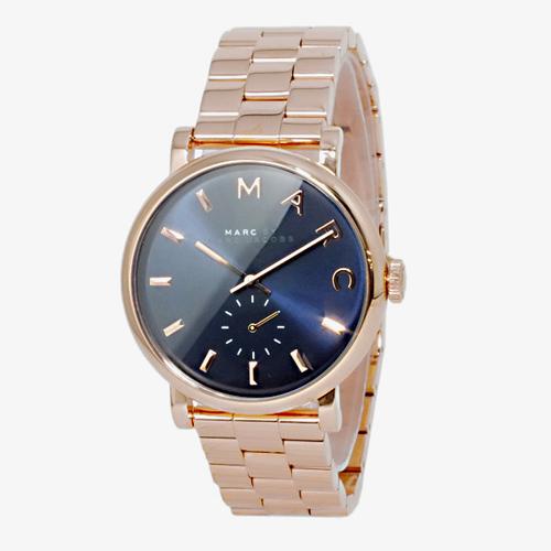 マーク バイ マークジェイコブス ベイカー クオーツ レディース 腕時計 MBM333