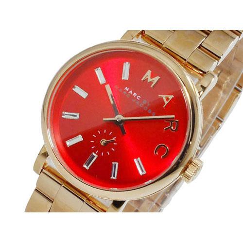マークバイ マークジェイコブス MARC BY MARC JACOBS BAKER ベイカー クオーツ レディース 腕時計 MBM3347