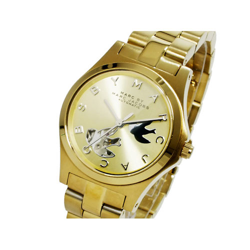 マークバイ マークジェイコブス MARC BY MARC JACOBS 自動巻 レディース 腕時計 MBM9712
