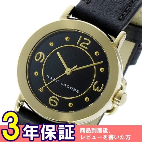 マーク ジェイコブス ライリー クオーツ レディース 腕時計 MJ1475 ブラック