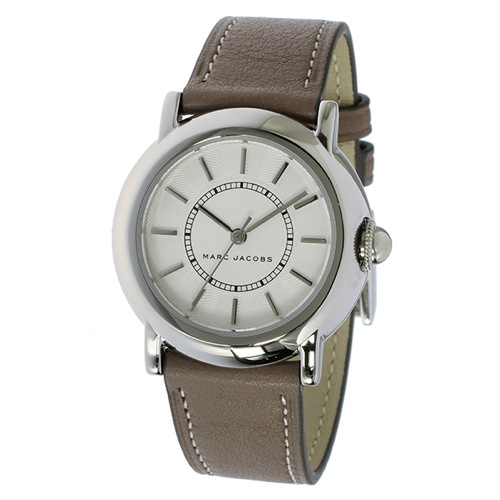 マーク ジェイコブス コートニー レディース クオーツ 腕時計 MJ1507 ホワイト
