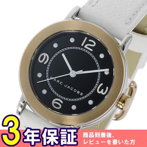マーク ジェイコブス ライリー レディース クオーツ 腕時計 MJ1517 ブラック