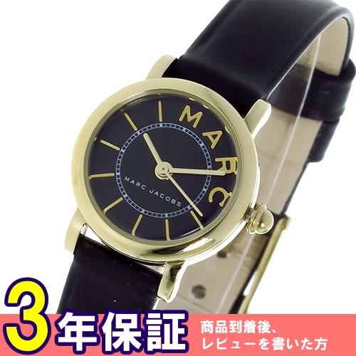 マークジェイコブス クオーツ レディース 腕時計 MJ1585 ブラック
