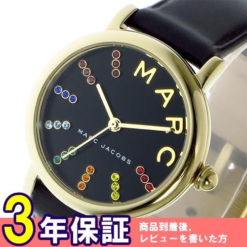 マークジェイコブス クオーツ レディース 腕時計 MJ1592 ブラック