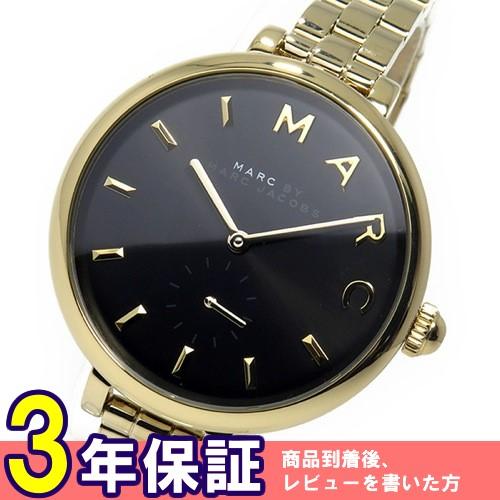 マーク ジェイコブス サリー クオーツ レディース 腕時計 MJ3454 ブラック