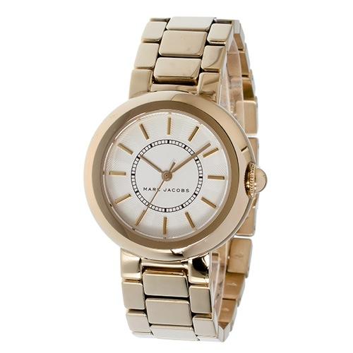マーク ジェイコブス コートニー クオーツ レディース 腕時計 MJ3466 ホワイト