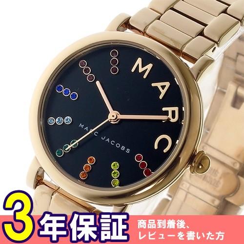 マークジェイコブス クオーツ レディース 腕時計 MJ3569 ブラック
