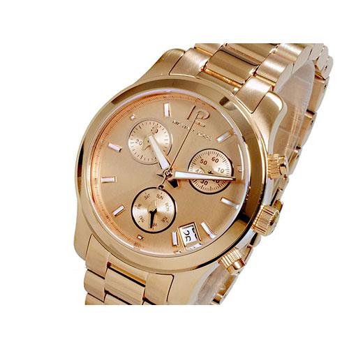 マイケルコース MICHAEL KORS RUNWAY クオーツ レディース クロノグラフ 腕時計 MK5430