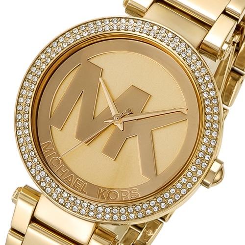 マイケルコース クオーツ レディース 腕時計 MK5784 イエローゴールド></a><p class=blog_products_name