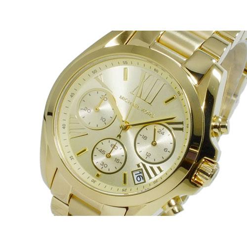 マイケルコース MICHAEL KORS クオーツ クロノ レディース 腕時計 MK5798