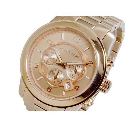 マイケルコース MICHAEL KORS クオーツ クロノ レディース 腕時計 MK8096