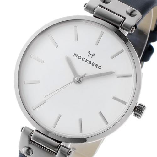 モックバーグ ASTRID クオーツ レディース 腕時計 MO1002 ホワイト></a><p class=blog_products_name