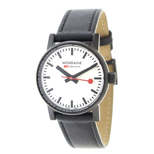 モンディーン エヴォ2 クオーツ レディース 腕時計 MSE30111LB ホワイト