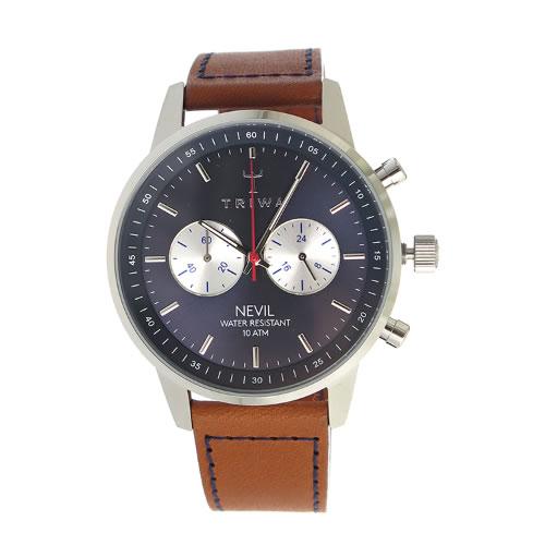 トリワ クオーツ ユニセックス 腕時計 NEST1082-SC010216 ブラック / ブラウン></a><p class=blog_products_name