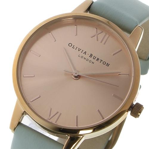 オリビアバートン クオーツ レディース 腕時計 OB14MD24 ピンク