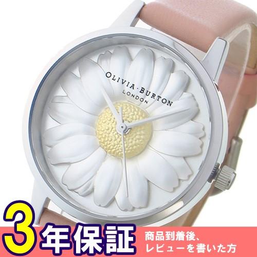 オリビアバートン フラワーショー クオーツ レディース 腕時計 OB15EG39 ホワイト/フラワー