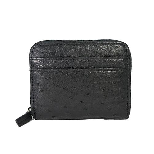 ロダニア RODANIA オーストリッチ コインケース OJNW0568BK ブラック