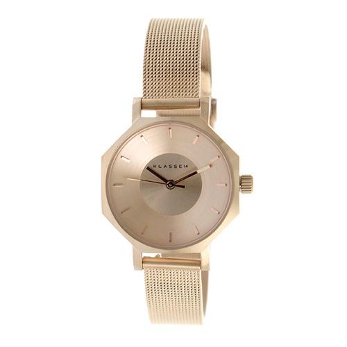 クラス14 クオーツ レディース 腕時計 OK17RG002S ピンクゴールド