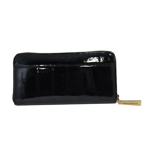 ロダニア RODANIA クロコダイル 長財布 レディース OKUC20155-BK ブラック