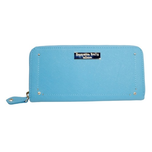 ラメットベリー RAMETTO BELLY 長財布 レディース OS164BL ターコイズブルーー