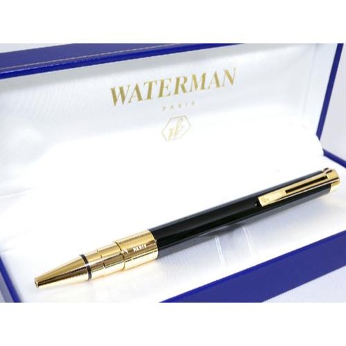 ウォーターマン WATERMAN パーステクティブ ボールペン ブラック GTBP