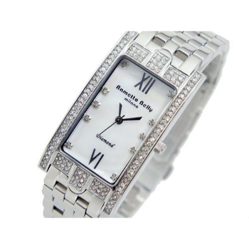 ラメットベリー RAMETTO BELLY クオーツ レディース 腕時計 RAB2130WH