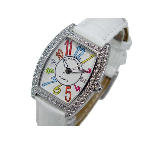 ラメットベリー RAMETTO BELLY クオーツ レディース 腕時計 RAB2431
