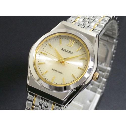 シチズン CITIZEN レグノ REGUNO ソーラー 腕時計 RS26-0042C-WP