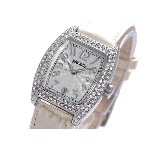 フォリフォリ FOLLI FOLLIE 腕時計 S922ZI SV/IV