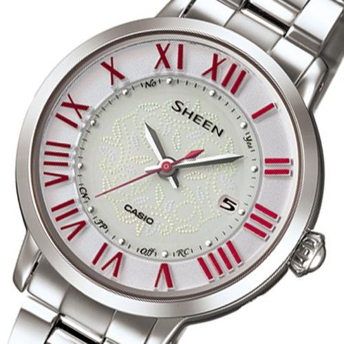 カシオ シーン タフソーラー 電波 レディース 腕時計 SHW-1650D-7A2JF 国内正規