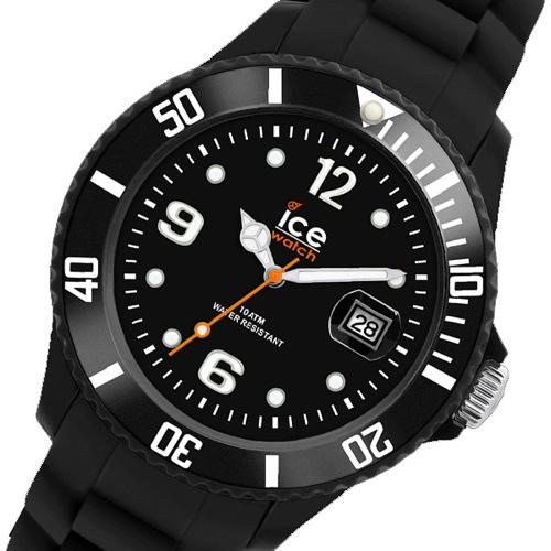アイスウォッチ フォーエバー クオーツ レディース 腕時計 SI.BK.S.S.09 ブラック></a><p class=blog_products_name