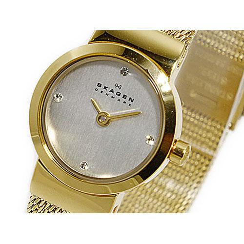 スカーゲン SKAGEN クオーツ レディース 腕時計 SKW2009