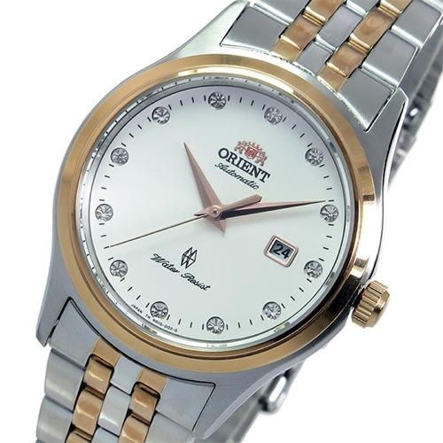 オリエント ORIENT 自動巻き レディース 腕時計 SNR1Q007W0 ホワイト