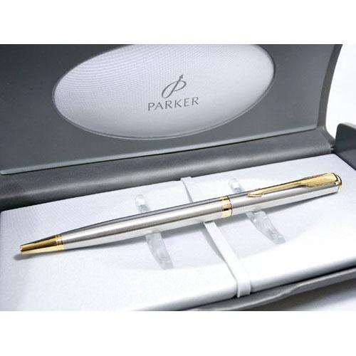 パーカー PARKER ソネット オリジナル ボールペン ステンレススチール GTスリムBP