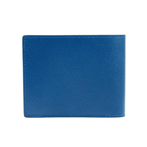 ゾンネ SONNE 二つ折り短財布 レディース SOZ005-BLU ブルー