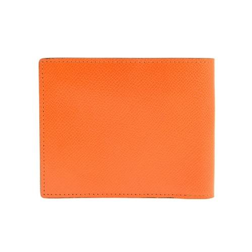 ゾンネ SONNE 二つ折り短財布 レディース SOZ005-ORG オレンジ></a> <p class=blog_products_name