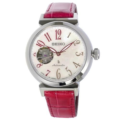 セイコー SEIKO ルキア LUKIA 自動巻き レディース 腕時計 SSA835J1 シェル