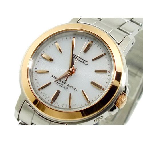 セイコー SEIKO スピリット SPIRIT 電波ソーラー 腕時計 SSDT048