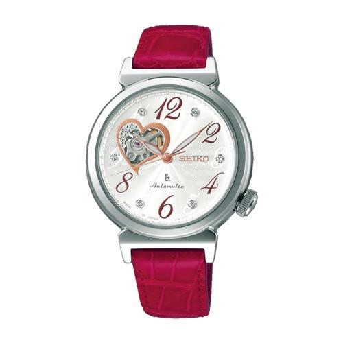 セイコー ルキア メカニカル 自動巻き レディース 腕時計 SSVM023 国内正規