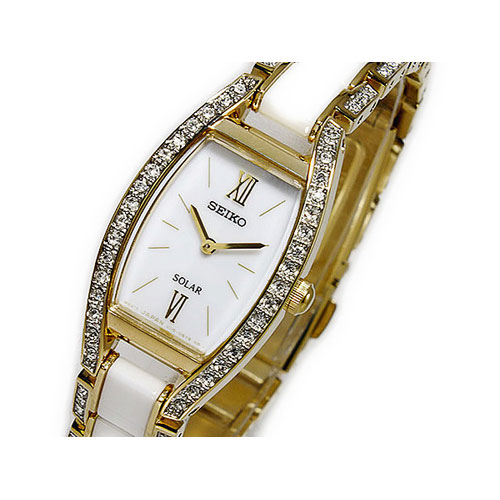 セイコー SEIKO ソーラー レディース 腕時計 SUP224