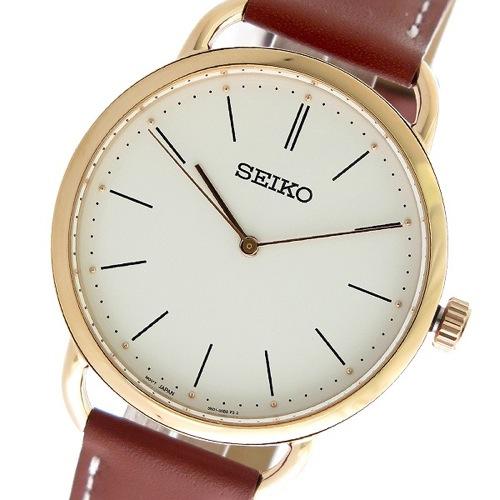 セイコー クオーツ レディース 腕時計 SUR238P1 ホワイト></a><p class=blog_products_name