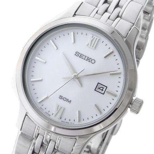 セイコー ネオクラシック クオーツ レディース 腕時計 SUR711P1 ホワイト