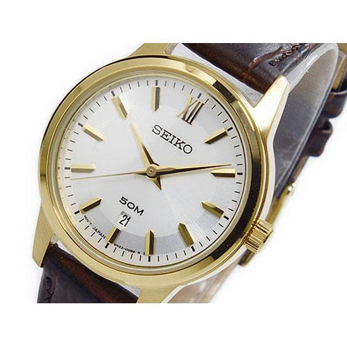 セイコー SEIKO クォーツ レディース 腕時計 SUR890P1