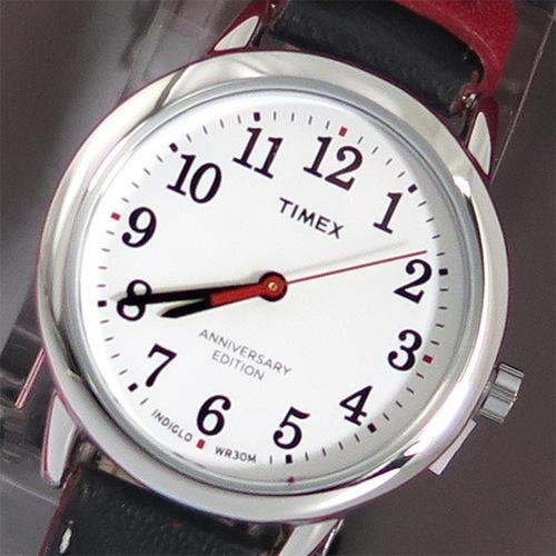 タイメックス イージーリーダー 40th クオーツ レディース 腕時計 TW2R40200 ホワイト 国内正規></a><p class=blog_products_name