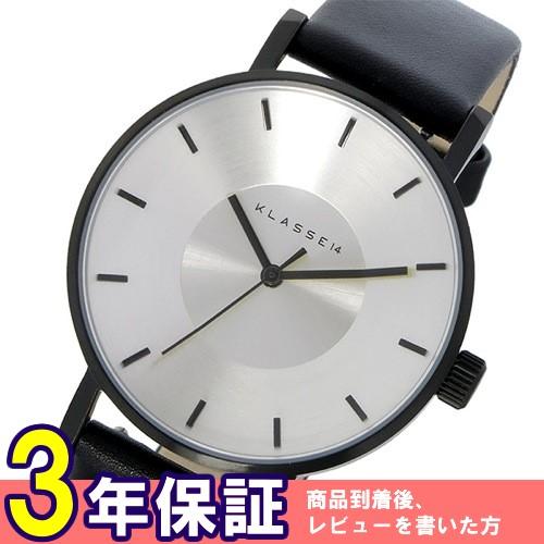 クラス14 KLASSE14 ヴォラーレ Volare 35mm レディース 腕時計 VO14BK001W シルバー/ブラック